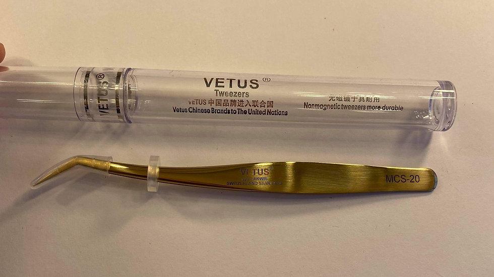 Curved Tweezer - Vetus