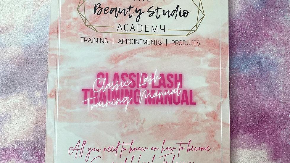 Classic Lash Manual