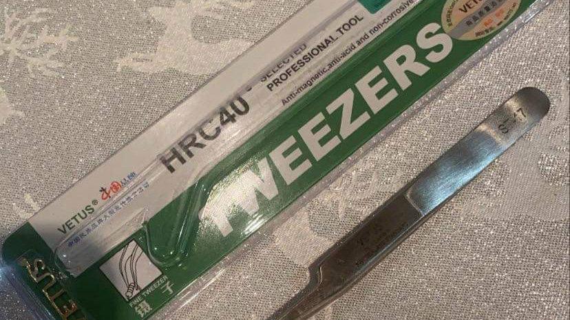 Slant Tweezer - Vetus