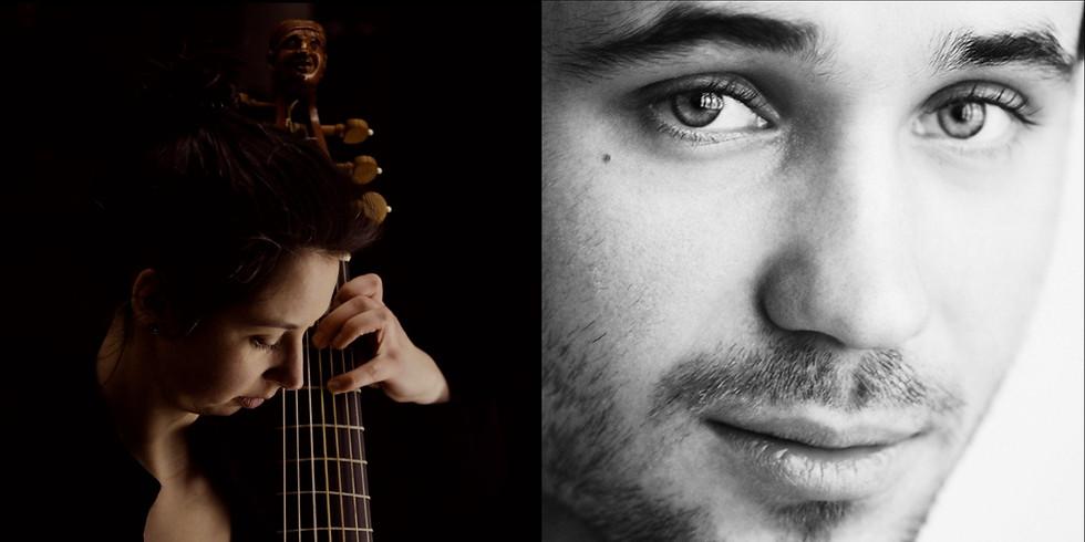 7 Saiten - Barocke und galante Musik für Viola da Gamba und Cembalo