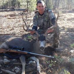 Unit 22 rifle mule deer 4