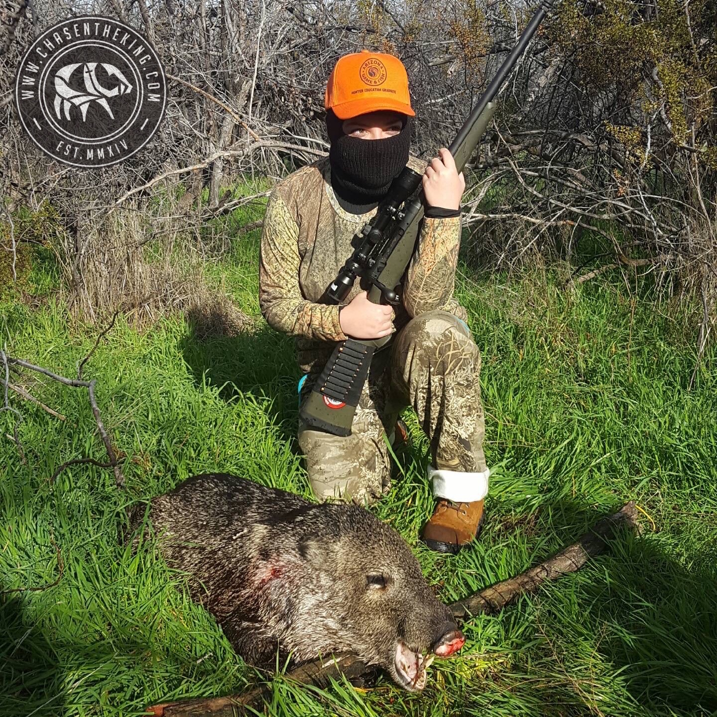 Arizona Javelina Hunt 26