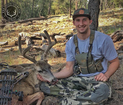 Arizona OTC archery mule deer 27