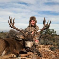 Unit 12AW Kaibab rifle Mule deer 2