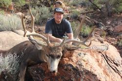 Unit 12AW Kaibab rifle Mule deer 13