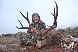 Unit 12AW Kaibab rifle Mule deer 4