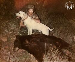 Arizona OTC rifle black bear 45