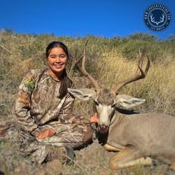 Arizona Youth Mule Deer Hunt 3