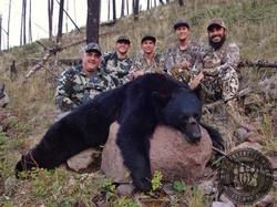 Arizona OTC rifle black bear 36