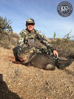 Arizona Javelina Hunt 17