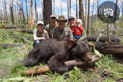 Arizona OTC rifle black bear 22