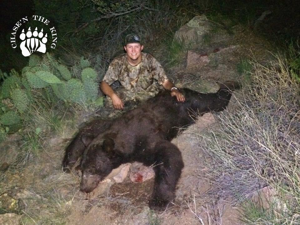 Dillon Currie's Arizona Color Phase Black Bear