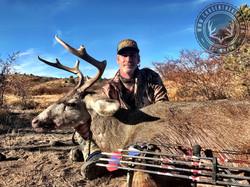 Arizona OTC archery mule deer 19
