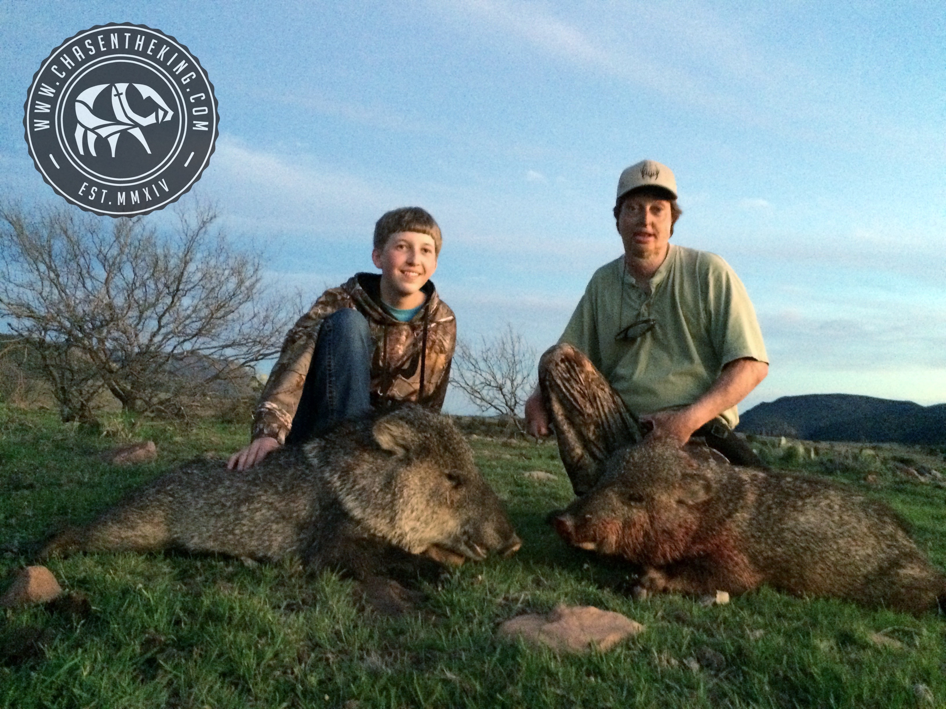 Arizona Javelina Hunt 14