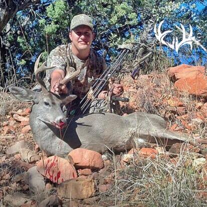 Arizona OTC archery Coues whitetail deer