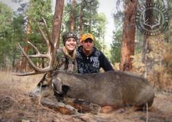 Unit 12AW Kaibab rifle Mule deer 7