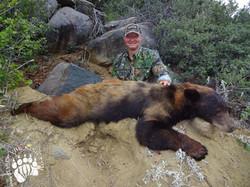 Arizona OTC rifle black bear 42