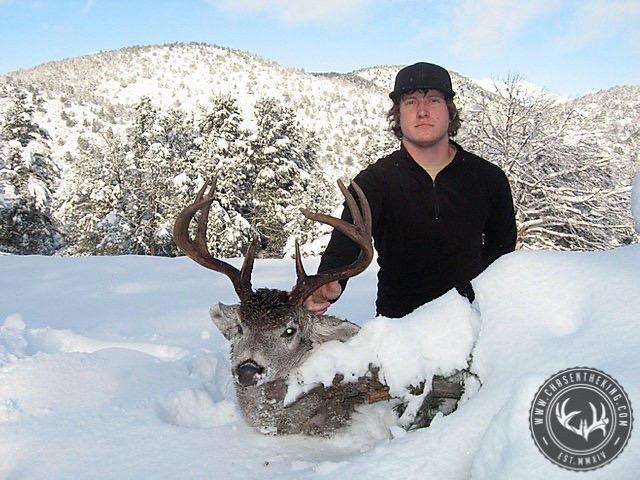Unit 23 late season rifle coues whitetai