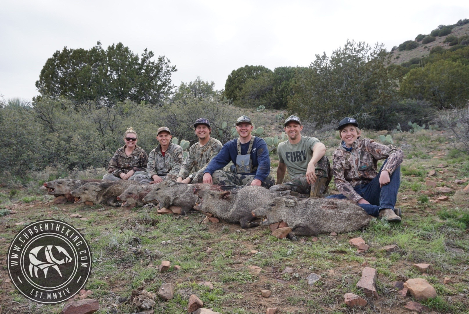 Arizona Javelina Hunt 13