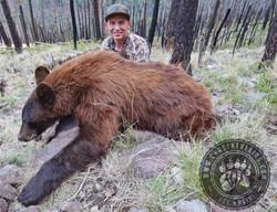 Arizona OTC rifle black bear 34