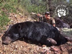 Arizona OTC rifle black bear 49