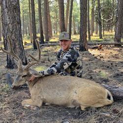 Arizona OTC archery mule deer 10