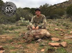 Arizona Javelina Hunt 12