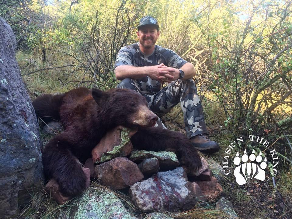 Mike Johnson's Arizona Color Phase Black Bear