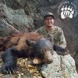 Arizona OTC rifle black bear 44