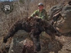 Arizona OTC rifle black bear 57
