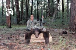Arizona OTC rifle black bear 54