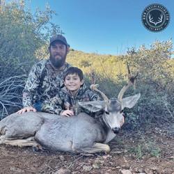 Arizona Youth Mule Deer Hunt 1