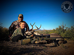 Unit 20A rifle mule deer 1
