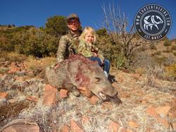 Arizona Javelina Hunt 8