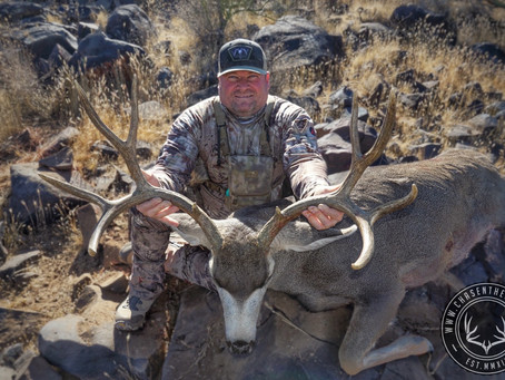 Desert Smoke: Unit 39, 40, 41, and 42 Muzzleloader Mule Deer