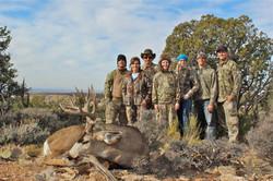 Unit 12AW Kaibab rifle Mule deer 1