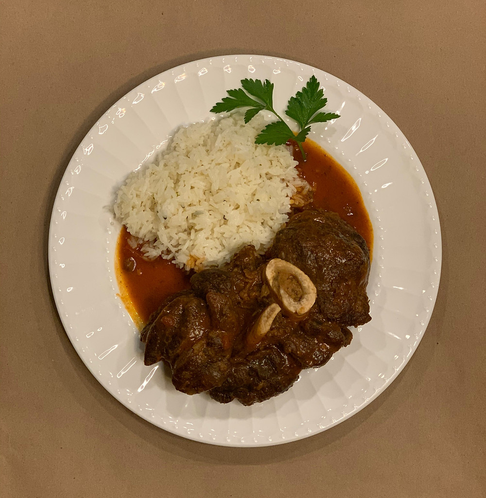 Wild Game Osso Buco Recipe