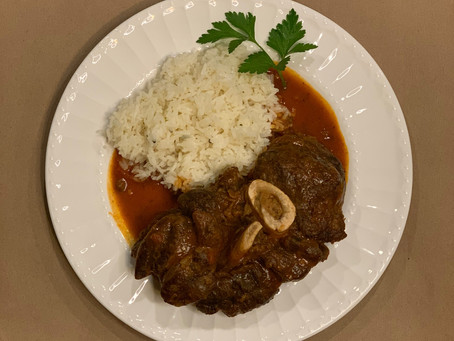 Black Bear Osso Buco: Wild Game Recipe