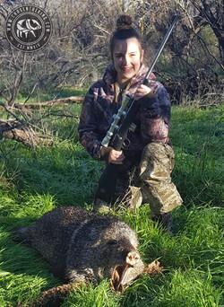 Arizona Javelina Hunt 21