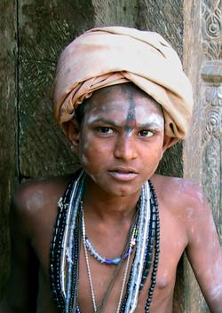 Child-of-Shiva. Hope exhibition