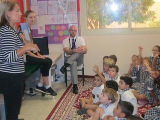 Qitt at Parkhouse English School, Doha