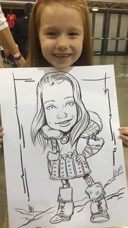 Dragon girl Cutie