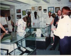 Brisbane Library Exhibition.
