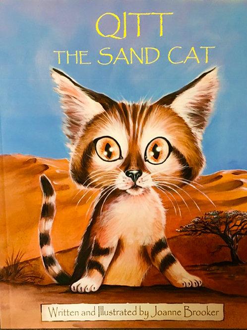 Qitt the Sand Cat