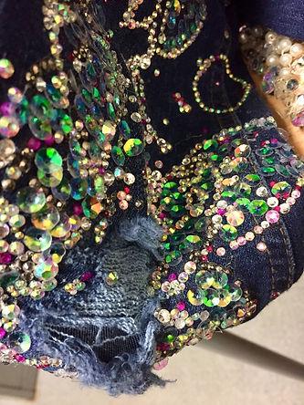 Sandrine Anterrion costume designer in London Paris