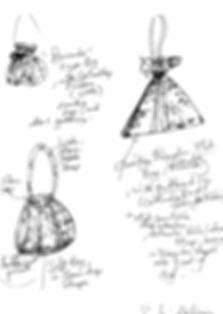 Sandrine Anterrion fashion designer illusrator in London