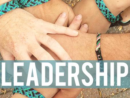 Leadership at Camp