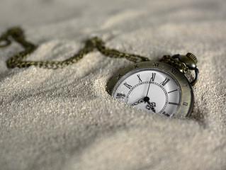 גנבי הזמן ומחשבות על אוכל