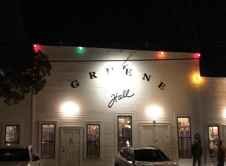 Gruene is My Favorite Color
