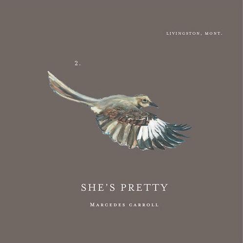 """""""She's Pretty, Vol. 2"""" CD"""